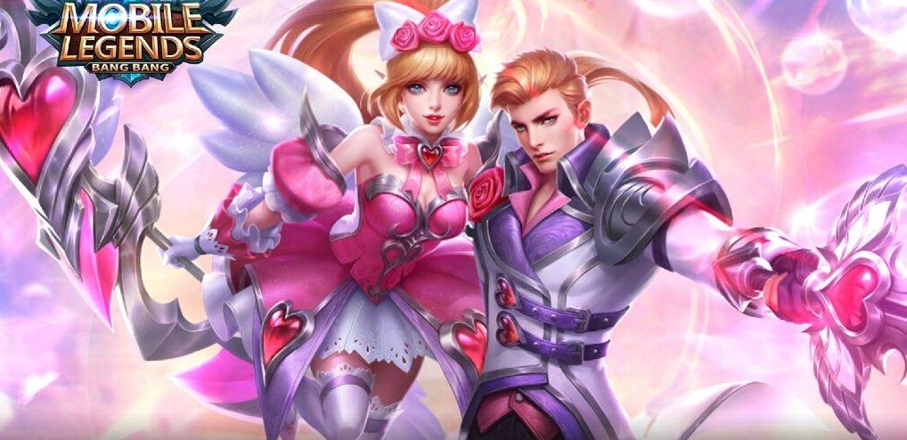 1. Miya dan Alucard